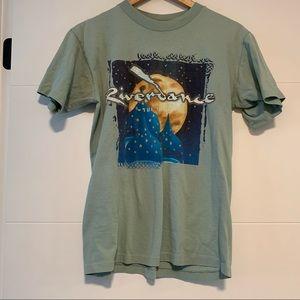 Single Stitch Riverdance Vintage Tee Shirt